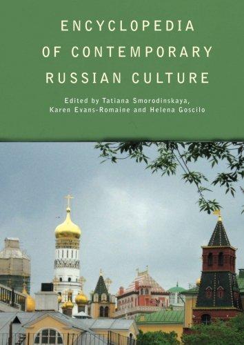 Encyclopedia of Contemporary Russian Culture (Encyclopedias of Contemporary Culture)