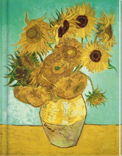 Preisvergleich Produktbild Notizbuch - Blank Book - van Gogh