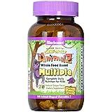 Bluebonnet Nutrition, Animalz Rainforest, aliments entiers à base multiples, au parfum naturel de raisin, 180...