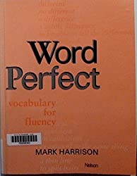 Word Perfect Paper: Vocabulary for Fluency (Skills)