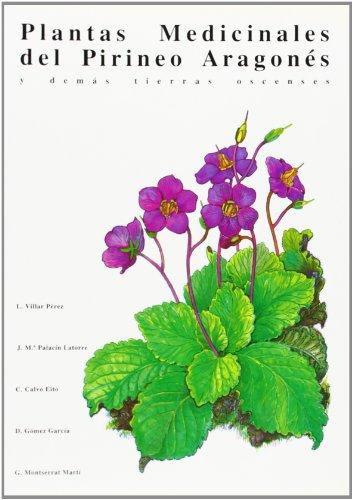 Descargar Libro Plantas medicinales del pirineo aragones y demas tierras oscenses de Luis Villar Perez