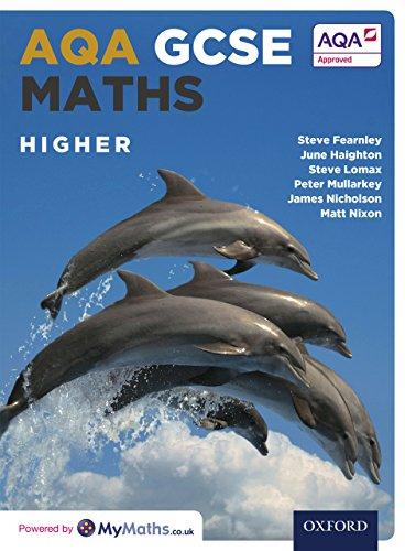 AQA GCSE Maths Higher Student Book eBook