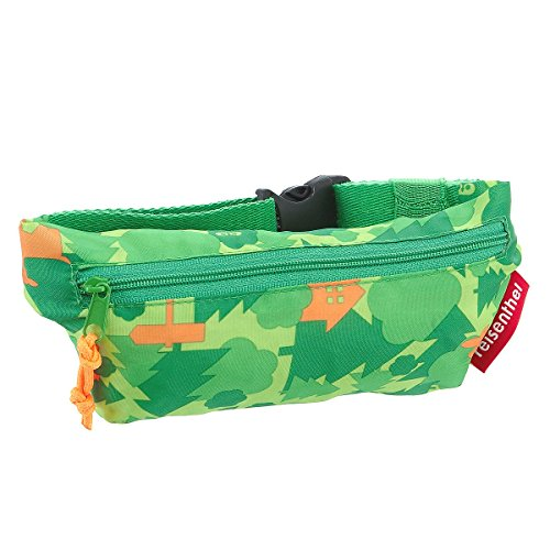 Reisenthel beltbag Riñonera interior, 23 cm, 0.1 liters, Verde (Green