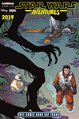 Couverture du livre Free comic book day 2019 - Star Wars