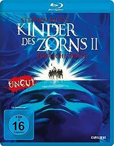 Kinder des Zorns 2 - Tödliche Ernte  (Uncut) [Blu-ray]