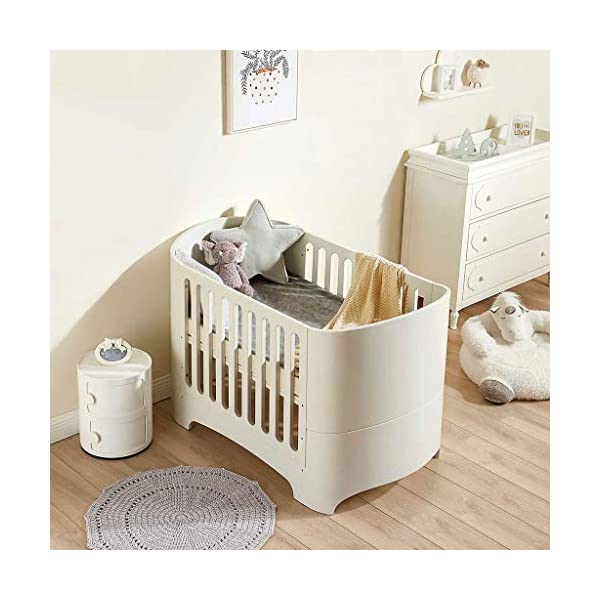 DUWEN-Cot bed Solid Wood Multifunction European Baby Cot Toddler Bed Sofa Bed Game Bed Children's Bed DUWEN-Cot bed 1. Simple and exquisite crib not only allows the baby to have a better sleep experience, but also cultivates the baby's independent consciousness and exercises the baby's hand and foot coordination ability, which is the best gift for the baby. 2. The crib is made of environmentally friendly pine wood, which is sturdy and durable, not easy to crack and deform, and has a carrying capacity of more than 80KG, so that the baby has a healthy sleep. 3. The crib is safe, environmentally friendly, non-irritating and harmless to the baby. It is the best choice for the mother. 1