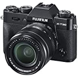 FUJIFILM X-T30 Digital Camera with 18-55 Lens (Black)