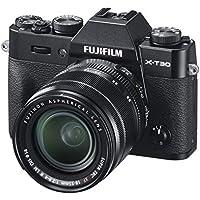 Fujifilm 16619982 Reflex Numérique X-T30 + XF18-55mm Noir