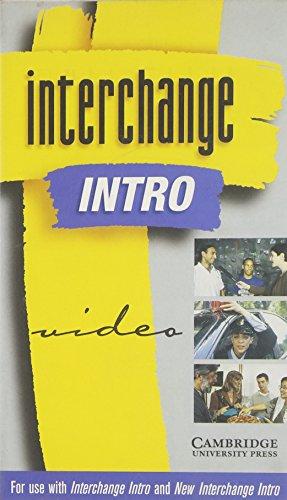 Preisvergleich Produktbild Interchange Intro Video: English For International Communication [VHS]