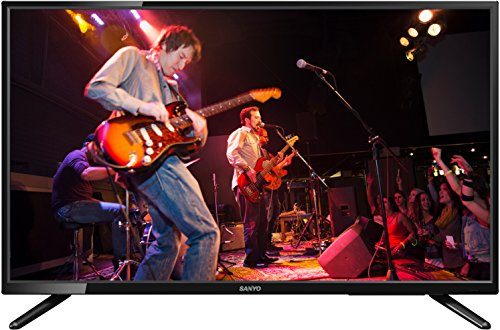 Sanyo 81 cm (32 inches) XT-32S7100F Full HD LED TV (Black)