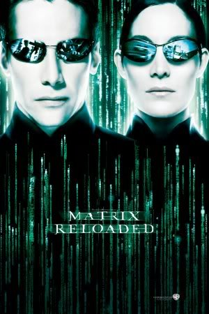Matrix Reloaded - Trinity NEO - Movie Wall Art Poster Print - 43cm x 61cm / 17 Inches x 24 Inches A2 Keanu Reeves