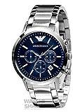 AR2448 Gents Armani Classic Blue Dial Watch