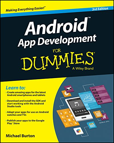Android App Development FD 3e (For Dummies)