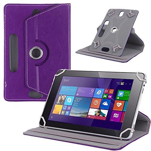 UC-Express Tablet Tasche f Jay Tech CANOX Tablet PC 101 Hülle Schutz Case Cover Schutzhülle, Farben:Lila