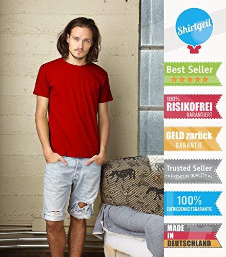 Der Anker - Das Original Super Trendy T-Shirt Hellblau