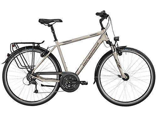 Bergamont Horizon 6.0 Herren Trekking Fahrrad creme weiß/grau/gold 2016: Größe: 48cm (164-170cm)