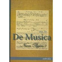 De musica Nuove Pagine 1 vol VI