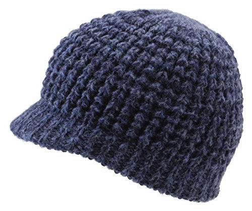 Stricken Mütze-liner (IceBox Stricken Super Soft Visier Winter Hat, unisex, 887, Lake, Large)