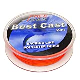 Best Bass Fishing Lines - LSERVER Braided Fly Fishing Line Bass Trout Backing Review