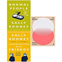 Sally rooney collection 3 books set (normal people [hardcover], conversations with friends, mr salary)