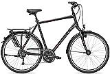 Trekkingbike Kalkhoff AGATTU XXL 27 27G Herren -170 kg zugel., Rahmenhöhen:55;Farben:Magicblack