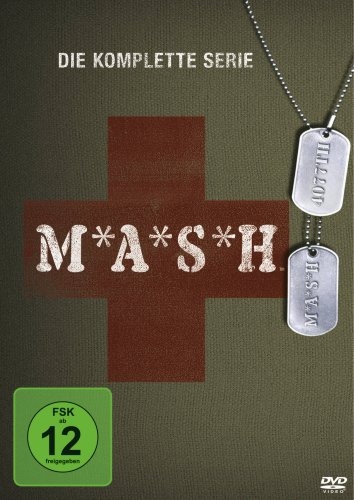 M*A*S*H - Complete Box (33 DVDs)