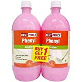 #8: Best Price Phenyl - Jasmine, (1 + 1) x 1L Pack