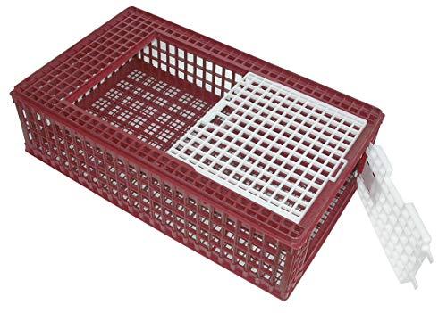 Kerbl 73100 Geflügel-Transportbox PVC