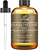 ArtNaturals Therapeutic-Grade Frankincense Essential Oil - 100% Pure and Natural Undiluted - Premium Quality Oil - 118 ml.