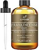 ArtNaturals Therapeutic-Grade Frankincense Essential Oil - 100% Pure and Natural Undiluted - Premium Quality Oil - 118 ml.