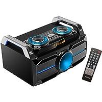 Ibiza Sound SPLBOX100 - Sistema multimedia, reflex iluminado