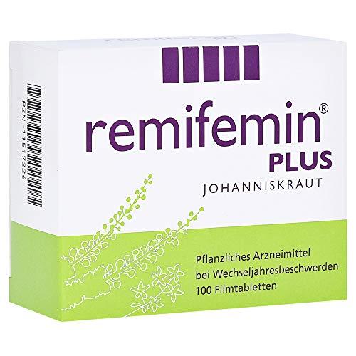 REMIFEMIN plus Johanniskraut Filmtabletten, 100 St