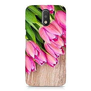 Hamee Designer Printed Hard Back Case Cover for Xiaomi Redmi 4 Design 1131
