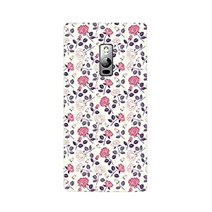 For OnePlus 2 Vintage Floral Case by Fusion Gear Hard Back Designer Case Cover for OnePlus 2