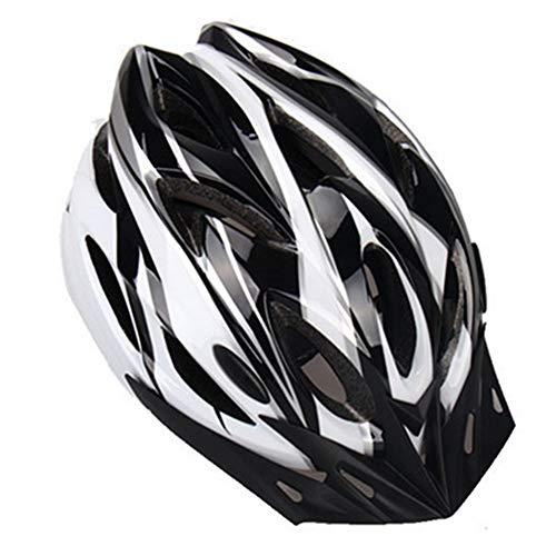 Xiton Casco de Ciclista de MTB Transpirable Casco para Adultos Ligera de Seguridad de Ciclo del Casquillo Unisex Casco de la Bici 1Pc