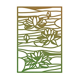 Artdeco Creations ULT157345 Ultimate Crafts Stained Glass Die, Multi-Colour