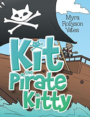 Kit the Pirate Kitty (English (Pirate Kit)