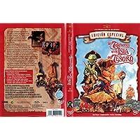 Los Teleñecos en la Isla del Tesoro DVD Edicion Especial