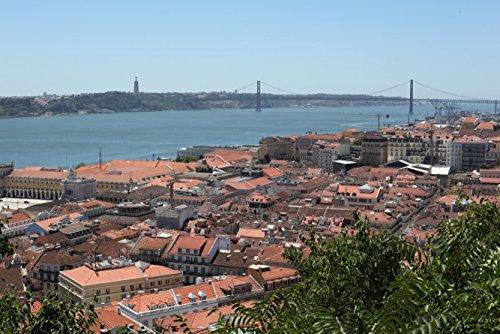 Preisvergleich Produktbild hansepuzzle 13987 Reisen - Lissabon, 2000 Teile in hochwertiger Kartonbox, Puzzle-Teile in wiederverschliessbarem Beutel