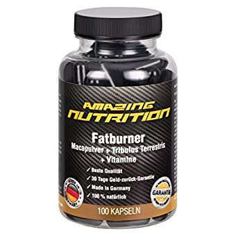 Amazing Nutrition Fatburner