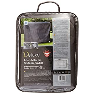 Wehncke Campingbedarf Schutzhülle Deluxe für Gartenschaukeln, 31883