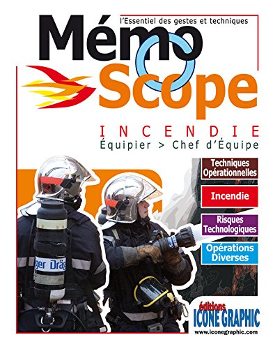 Mémoscope Incendie par ICONE GRAPHIC