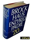 Brockhaus Enzyklopädie in 20 Bänden + 2 Ergänzungsbände