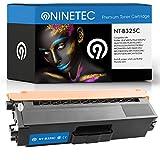 Original NINETEC NT-B325C Toner-Kartusche Cyan Kompatibel zu Brother TN-320/325 C