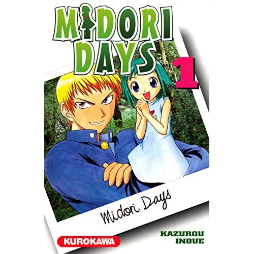 MIDORI DAYS T01
