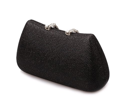 Roichic, Clutch Da Donna Multicolore Multicolore Nera