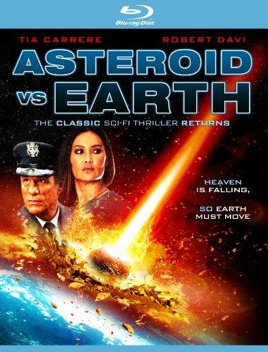 Bild von Asteroid Vs Earth [Blu-ray]