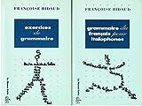 Grammaire du francais pour italophones; exercices de grammaire: 2 vv.