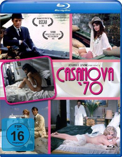 Preisvergleich Produktbild Casanova '70 [Blu-ray]