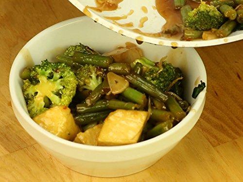 Clip: Stir-Fried Tofu with Basil & Chili -
